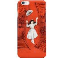 alice's communism fall iPhone Case/Skin