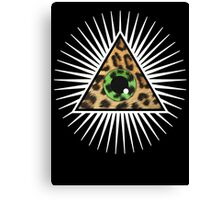Third Eye Punk Canvas Print