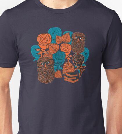 Autumn owls Unisex T-Shirt