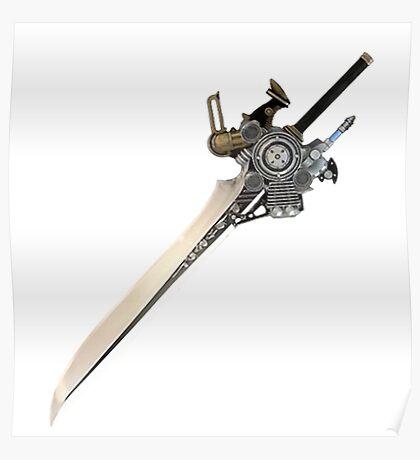 Noctis sword Poster