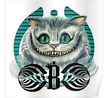 basschashire cat Poster