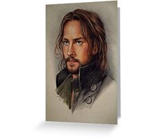 Ichabod #2 Greeting Card