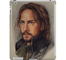 Ichabod #2 iPad Case/Skin