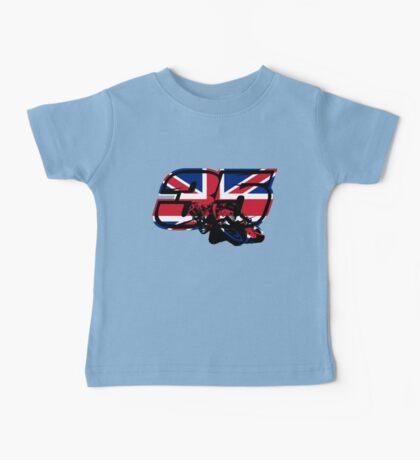 Go Cal Crutchlow in MotoGp Baby Tee