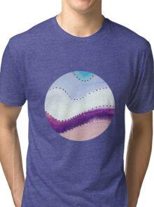 Australian Landscape  Tri-blend T-Shirt