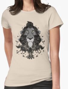 Scar Ink Womens Fitted T-Shirt