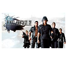 Final Fantasy XV Photographic Print