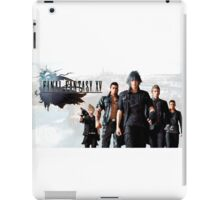 Final Fantasy XV iPad Case/Skin