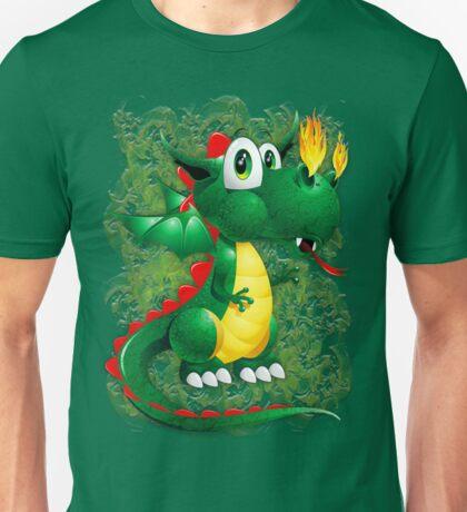 Baby Dragon Cute Cartoon  Unisex T-Shirt