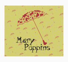 Raining Mary Poppins 4 One Piece - Short Sleeve