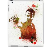 Rick Grimes Walking Dead with Colt iPad Case/Skin