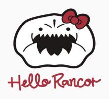 Hello Rancor One Piece - Long Sleeve