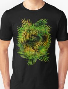 nobody's home /Agat/ Unisex T-Shirt