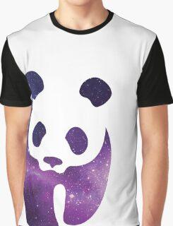 Galaxy WWF Panda Graphic T-Shirt