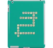 Tuesday iPad Case/Skin