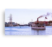 From Summers Past Canvas Print
