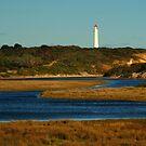 Split Point Lighthouse, Great Ocean Road. by Joe Mortelliti