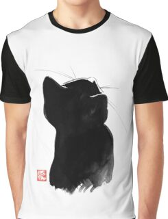 cat up Graphic T-Shirt