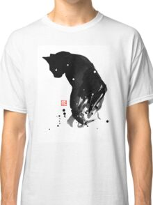 spot cat Classic T-Shirt