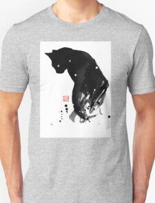spot cat Unisex T-Shirt