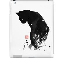 spot cat iPad Case/Skin