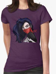 Silk Womens Fitted T-Shirt