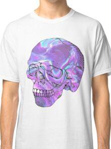 holographic skull Classic T-Shirt