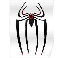 Ultimate Spider-man logo Poster