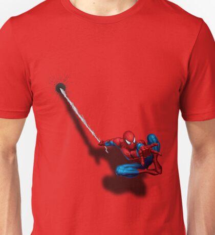 Hang Spidey Hang Unisex T-Shirt