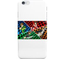 Persona 4 All Out Attack Illustration iPhone Case/Skin