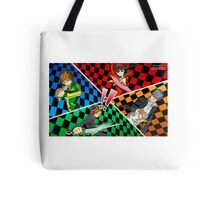 Persona 4 All Out Attack Illustration Tote Bag