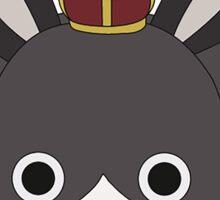 Gochuumon wa Usagi Desu ka Rabbit Sticker