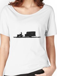 David Lynch´s Straight Story Women's Relaxed Fit T-Shirt