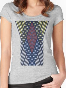 Intersection Women's Fitted Scoop T-Shirt