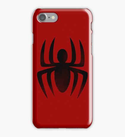 Spiderman Insignia iPhone Case/Skin