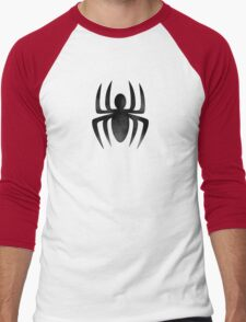 Spiderman Insignia Men's Baseball ¾ T-Shirt