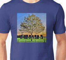 One Positive Eight Negatives Unisex T-Shirt