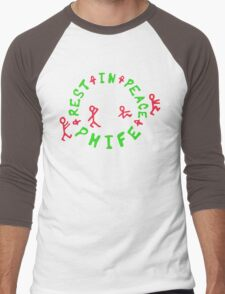 Rip A Tribe Called Quest Men's Baseball ¾ T-Shirt