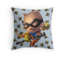 Super Teemo  Throw Pillow