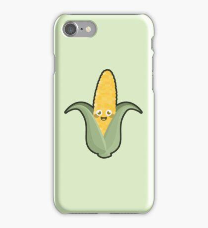 Kawaii Corn iPhone Case/Skin