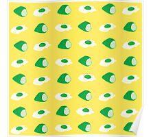 green eggs & ham Poster