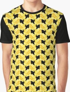 Yellow Spring Daffodil Graphic Graphic T-Shirt