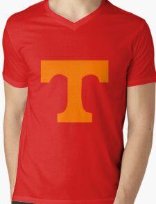 University of Tennessee  Mens V-Neck T-Shirt