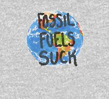 Fossil Fuels Suck Hoodie