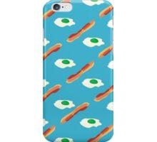 green eggs & bacon iPhone Case/Skin