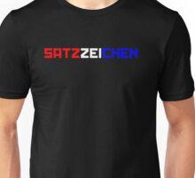 Satzzeichen Unisex T-Shirt