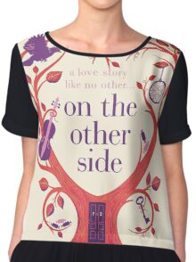 On The Other Side Chiffon Top