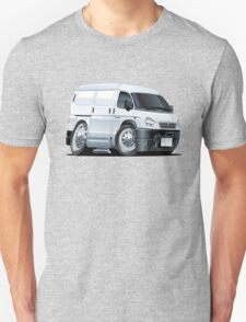 Cartoon Van Unisex T-Shirt