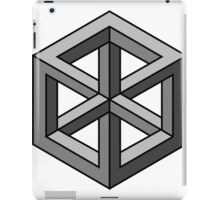 Mind Bending Isometric Cube iPad Case/Skin