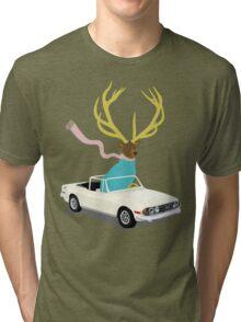 The Stag Tri-blend T-Shirt